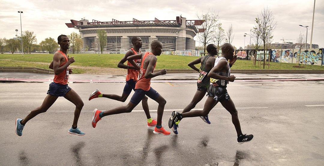 Milano Marathon 2019 (fotogallery Sportmediaset)