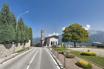 Madonna del Ghisallo, 15ma tappa