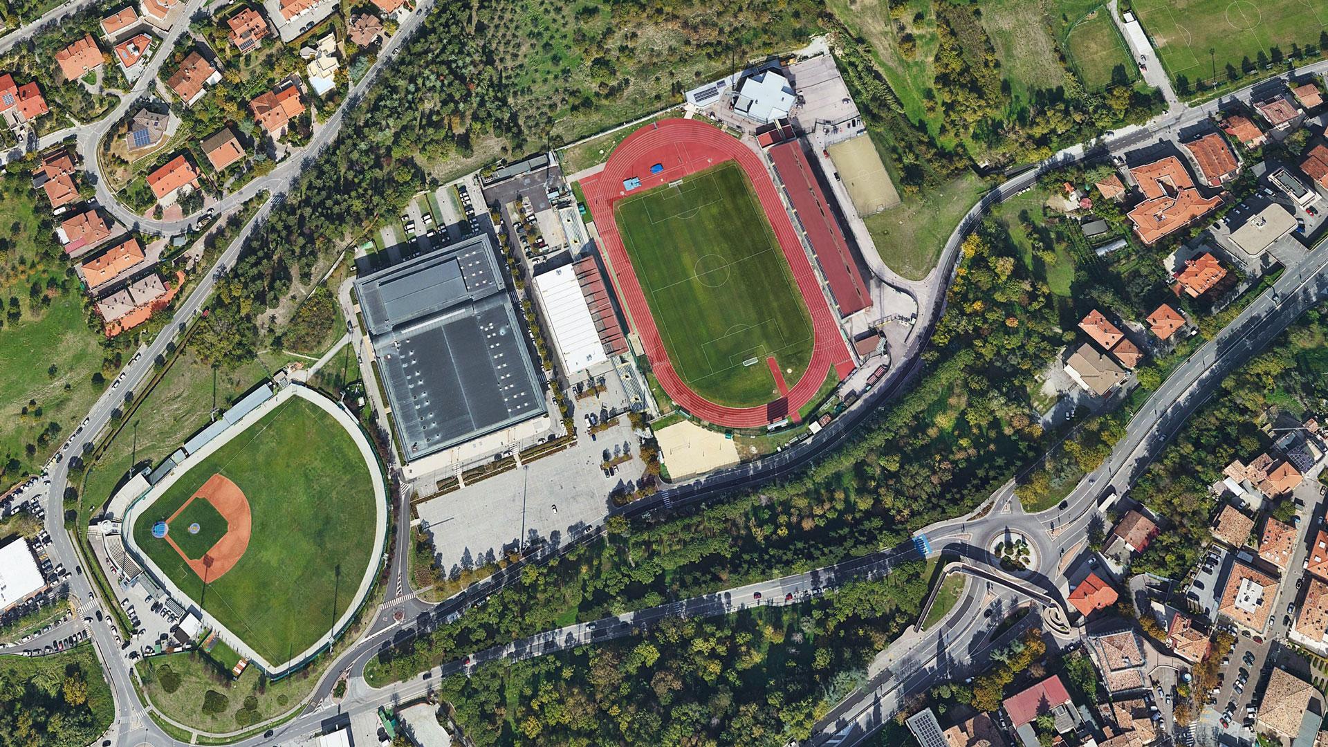 Repubblica di San Marino: Rinnovamento dei campi di calcio ...