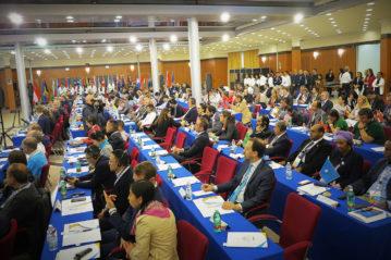 La prima visita dei delegati FISU