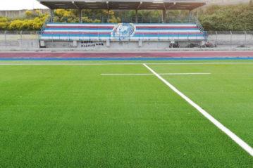 Campo per il rugby allo stadio V.Pozzo di Boscotrecase