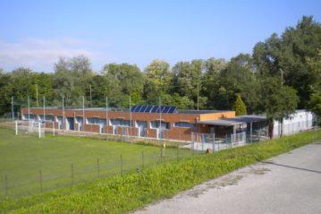 Ristrutturazione ed ampliamento Impianto Udine United - Udine