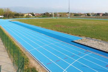 Ristrutturazione impianto sportivo - Osoppo