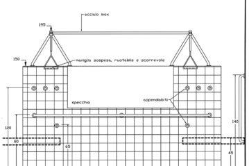 Spogliatoio comune (sezione)