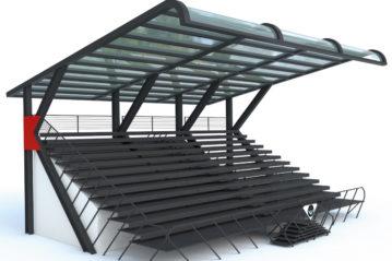 Kopron - coperture in pvc per palestre fisse e retrattili, tunnel ingresso, panchine, strutture campi padel, general contractor impianti sportivi