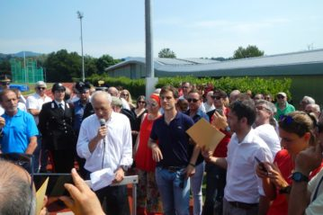 Alberto Sorbini, presidente Enervit, ricorda Enrico Arcelli