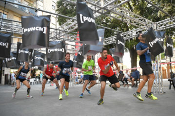 Rimini Obstacle Race 2018 (foto Piero Cruciatti / LaPresse)