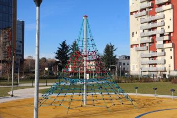 La piramide a rete