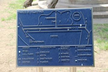Milano, parco di Villa Finzi (ph. BG)