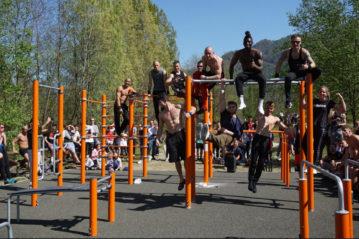 Area fitness a Piateda