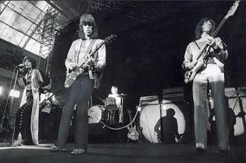 Concerto dei Rolling Stones al Palalido il 1 ottobre 1970 (rollingstonesitalia.com)
