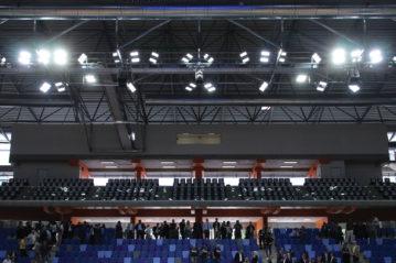 Il sistema di illuminazione interno con fari a led