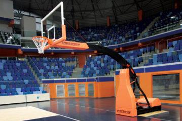 Attrezzatura sportiva per il basket