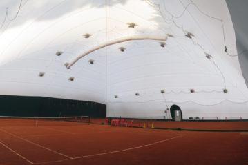 Campi da tennis coperti (Isicover)