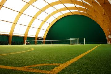 Campi da tennis (Olimpia Costruzioni)