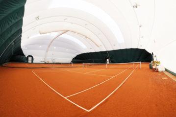 Campi da tennis coperti (Teloni Poletti)