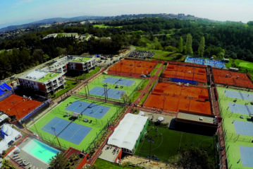 Biot (Francia), Muratoglou Tennis Academia (RedPlus (R))