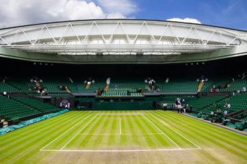 Wimbledon (Londra), estate 2013 (foto  Meaning March / Shutterstock)