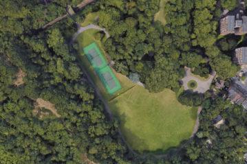 La location di Blow Up oggi (da Google Earth)