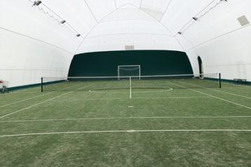 Campo polivalente con tennis e calcetto (Eurosquash)