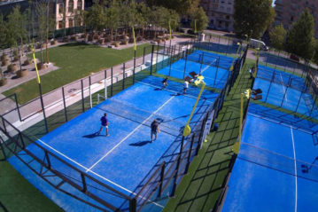 Milano, Padel City Life (manto Play-it)