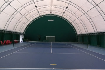 Campo da tennis, Ballabio (Lecco)
