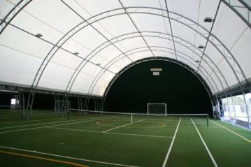 campo da tennis e calcetto, Noverasco di Opera (Milano)