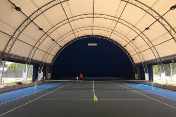 Campo da tennis, Uboldo (Varese)