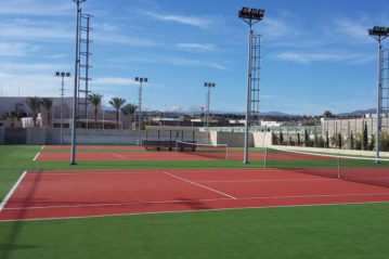 Manto Limonta Sport a Creta (Grecia).