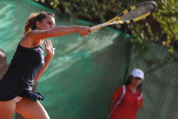 Caterina Pillot al 25mo Open di Palermo nel 2012 (foto di Pasquale Ponente).