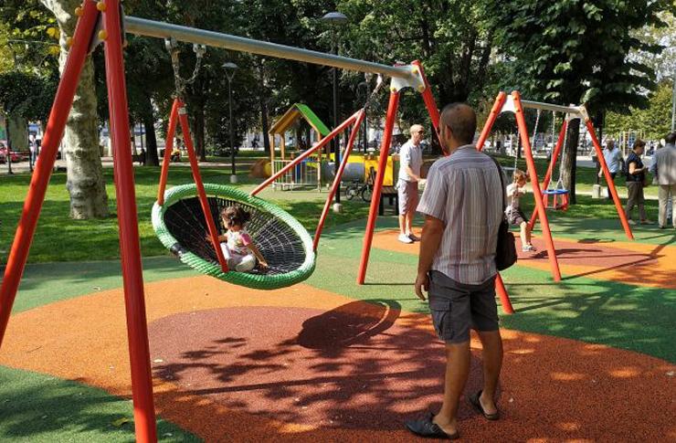 Nuovo parco sensoriale a Bra (Cuneo) - Sport&Impianti - sporteimpianti.it