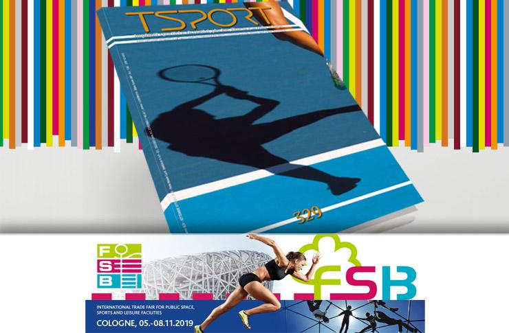tsport 329 a colonia FSB 2019 - Aquanale. 5-8 Novembre