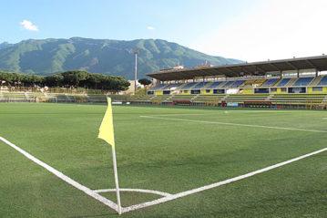 Castellammare di Stabia, Stadio Romeo Menti, 2013 (foto Stades.ch).