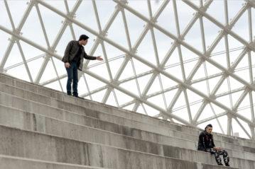 """Fotogramma da un episodio di """"Suburra 2"""" (Netflix)"""