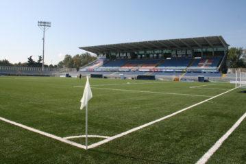 Novara, Stadio Silvio Piola, 2010 (foto BG per Tsport).