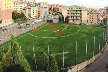 Il mini rugby di Genova (dal sito www.rookies.it).