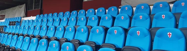 Genova, lavori di adeguamento allo Stadio Ferraris, Serie A (da Tsport 330).