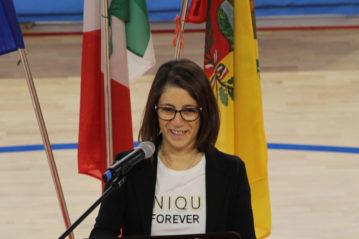 La responsabile dell'UTC Lucia Caroli.