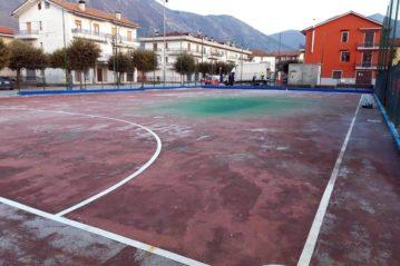 sofor - campi polivalenti San Michele di Serino