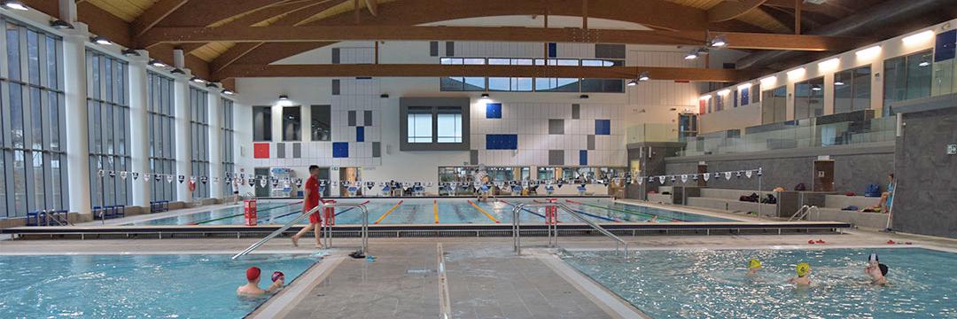 Centro natatorio a Borgovalsugana, Trento (da Tsport)