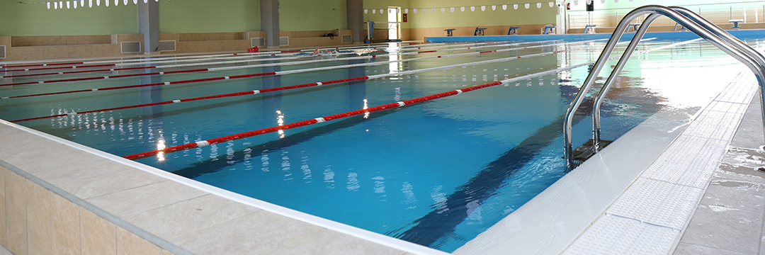 Centro natatorio a Casalvelino, Salerno (da Tsport)