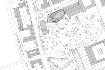 Planimetria generale del sito