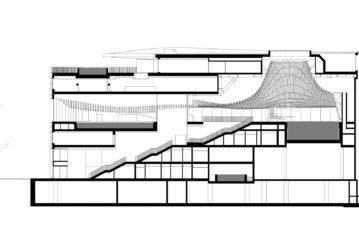 Sezione architettonica