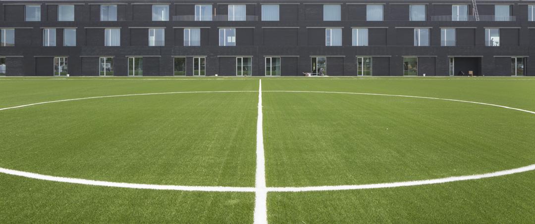 Il Mapei football centre a Sassuolo (foto Filippo Romano/concessa per Tsport).