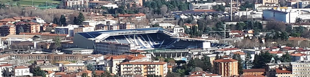 Bergamo, il Gewiss Stadium (Foto BG).