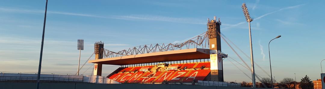 Monza, Stadio Brianteo (Foto BG).