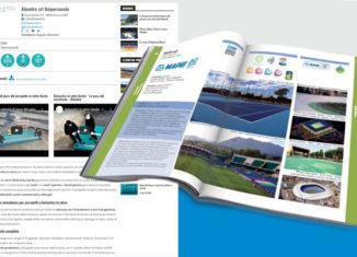 Mappa dei Fornitori impianti sportivi e manutenzione