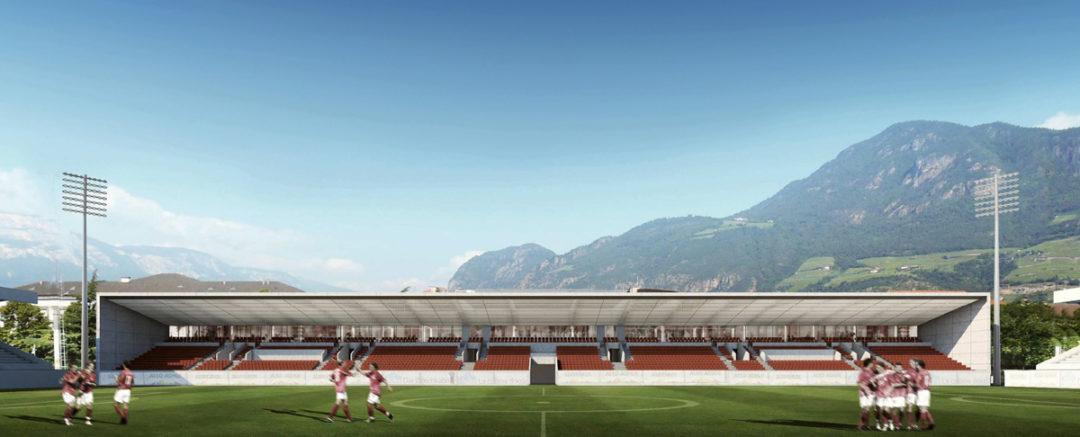 Bolzano_Vista_frontale_campo_e_tribuna_Zanvettor
