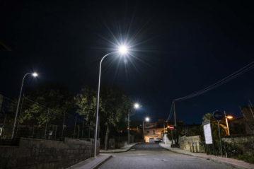 """Impianto di illuminazione stradale """"smart"""" a Villaurbana (Oristano)"""