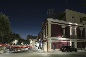 Smart lighting a Castellaneta (Taranto). Le immagini di questa gallery sono di Niteko Illuminazione.